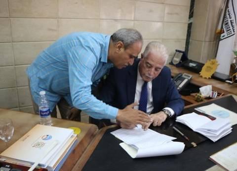 جنوب سيناء: توقيع ملحق اتفاق شراء 3000 وحدة سكنية من وزارة الإسكان