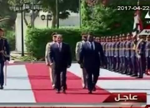 """""""الوطن"""" تنشر نص كلمة السيسي في المؤتمر الصحفي مع رئيس الكونغو"""