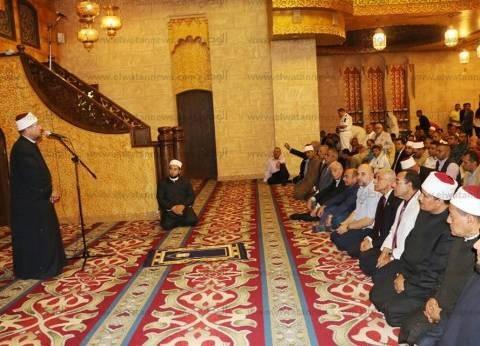 وزير الأوقاف من «الوداي المقدس»: الإسلام دين الإنسانية والسلام