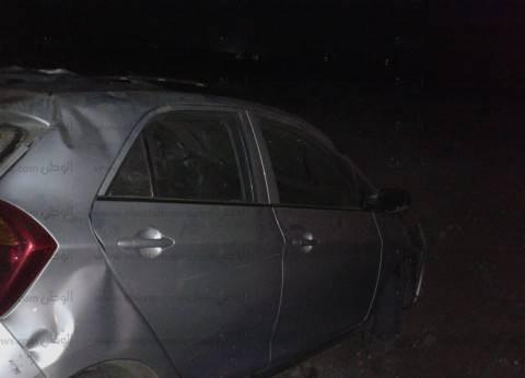 """وفاة وكيل النيابة المصاب في حادث """"تصادم المنيا"""" بمستشفى أسيوط الجامعي"""