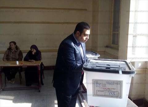 بدأ عملية الاقتراع في الانتخابات البرلمانية بسوهاج