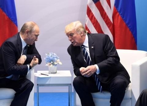 عاجل| بوتين: السياسة الأمريكية الآن تعرقل تطوير العلاقات مع روسيا
