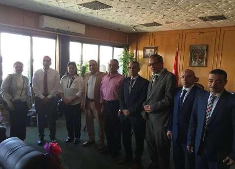 """""""قومي حقوق الإنسان"""" يلتقي قيادات وكوادر ديوان محافظة الإسماعيلية"""