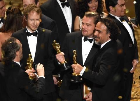 """قائمة جوائز أوسكار 2016.. Mad max يفوز بنصيب الأسد.. و""""دي كابريو"""" يفعلها أخيرا"""