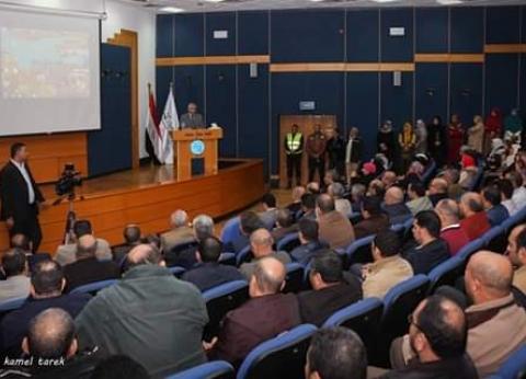 """رئيس """"ميناء دمياط"""" الجديد: افتتاح المحطة متعددة الأغراض خلال شهور"""