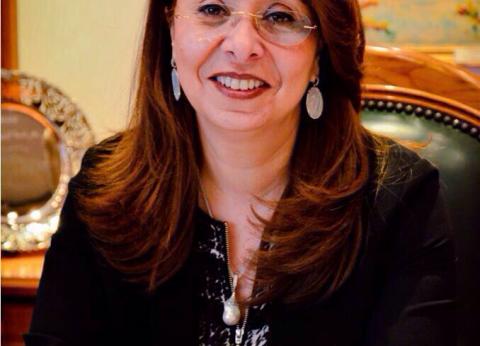 """غادة والي لـ""""بطلات البارالمبية"""": رفعتوا أعلام مصر عالية"""
