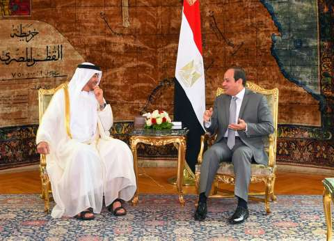 الرئيس السيسي يصل مطار القاهرة قادما من الإمارات