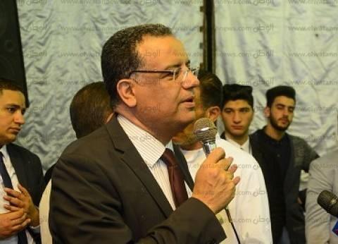 """محمود مسلم: """"لما يكون جيشك رقم 10 على العالم ما ينفعش تقلق من تهديدات"""""""