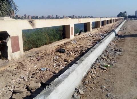 محافظ سوهاج: توسعة الحارة المرورية بكورنيش النيل الغربي