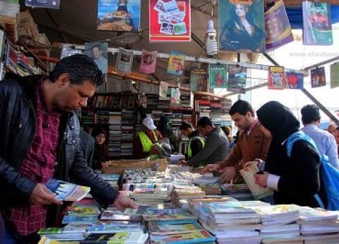 2 مليون زائر لـ«معرض الكتاب».. وكلمة السر «مستلزمات الدراسة المخفضة»