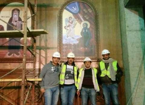 فى إنجاز كنيسة العاصمة الإدارية: يد الله مع يد «المسلم والمسيحى»