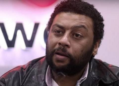 """محمد جمعة: """"فرصة سعيدة"""" أول تجربة إخراجية له على خشبة مسرح الدولة"""