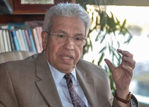 عبد المنعم سعيد يطالب بنشر اعترافات قاتلي هشام بركات باللغات الأجنبية