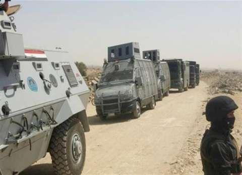 التلفزيون المصري: إحباط محاولة إطلاق نار على أحد الكمائن شمال سيناء