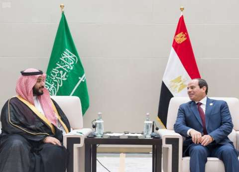 بث مباشر| السيسي وبن سلمان يوقعان عددا من الاتفاقيات بين البلدين
