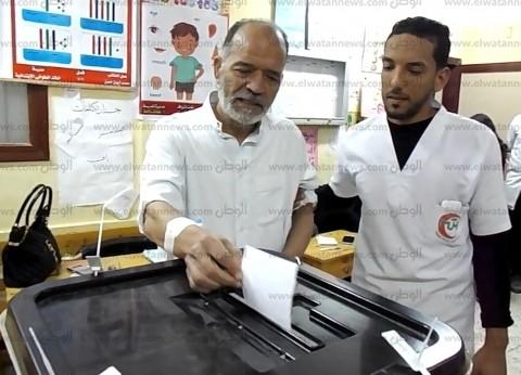 مستشفيات جامعة المنصورة: مرضى طلبوا سيارات إسعاف لنقلهم للاستفتاء