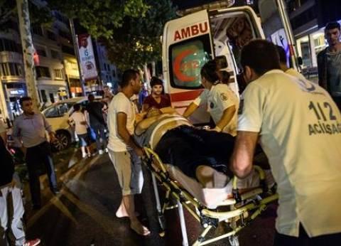 عاجل| الأحداث تتصاعد مجددا.. انفجار في مطار أتاتورك