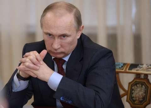 عاجل| بوتين يبحث هاتفيا التسوية في سوريا مع نظيره الكازخستاني