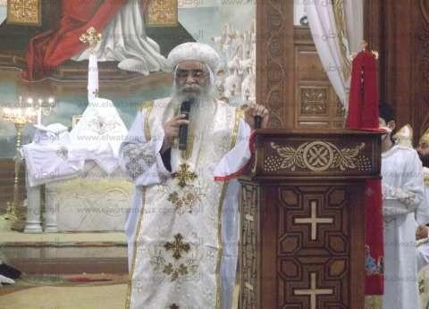 """كنائس الفيوم تحتفل بأعياد الميلاد المجيد بـ""""مزود"""""""