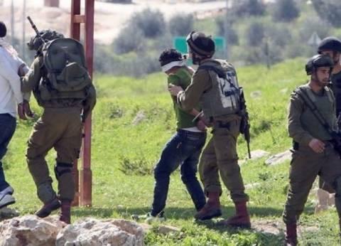 الاحتلال يعتقل شابا فلسطينيا من قباطية جنوب جنين