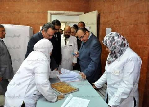 محافظ القليوبية يعلن افتتاح مستشفى التأمين الصحي ببنها 30 يونيو