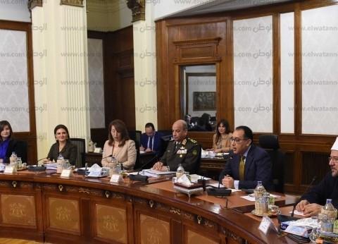 رئيس الوزراء يُشيد بملتقى الشباب العربي الإفريقي في اجتماع الحكومة