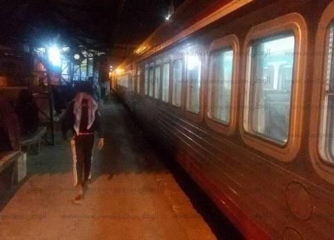 """السكة الحديد: 40 دقيقة تأخيرات متوقعة على خط """"القاهرة - السد العالي"""""""