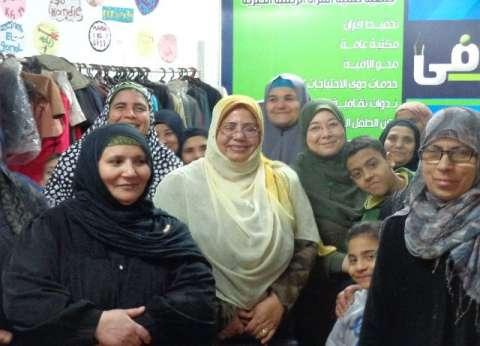 """""""تربية المنوفية"""" تنظم قافلة إلى جمعية تنمية المرأة الريفية بسرس"""