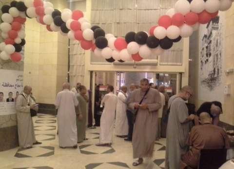 بالصور| فنادق مكة تتزين لاستقبال آخر أفواج حجاج الجمعيات