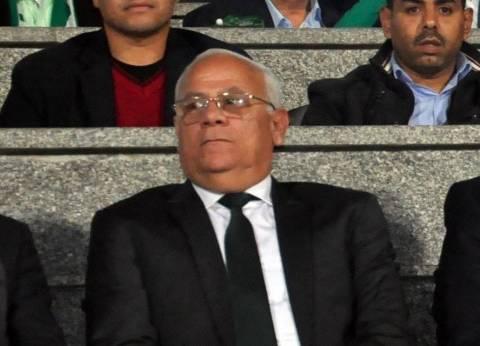محافظ بورسعيد يشيد بدور رجال الأمن في تأمين مباراة المصري وجرين بافلوز