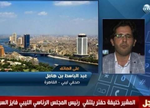 سياسي ليبي: الدبلوماسية المصرية أنجح من البعثة الدولية في حل أزمتنا