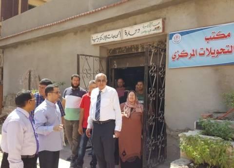 270 طالب يسجلون رغباتهم في اليوم الأول للتنسيق بجامعة المنصورة