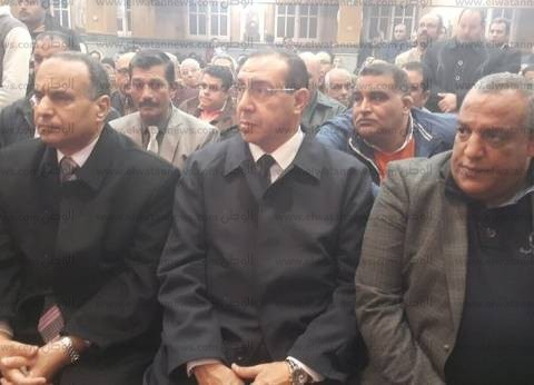 بالصور| رئيس مدينة دسوق وأعضاء البرلمان يشاركون في قداس عيد الميلاد