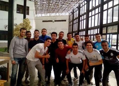 """برعاية """"الشباب والرياضة"""".. طلاب جامعة القناة يشاركون في لقاء المتميزين بالأقصر"""