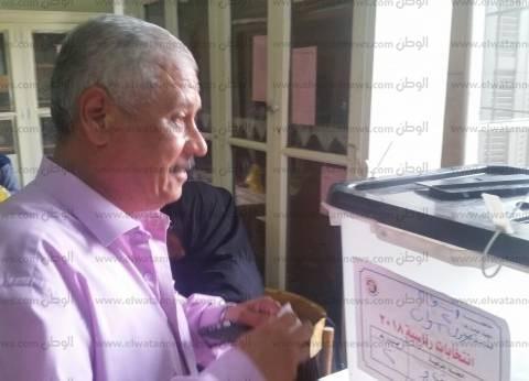 الناخبون يتوافدون على لجانالانتخابات في أسوان بعد فتح أبوابها