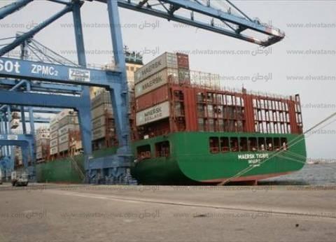 ضبط 16 شخصا بحوزتهم 85 طن بضائع مهربة داخل 10 حاويات ببورسعيد