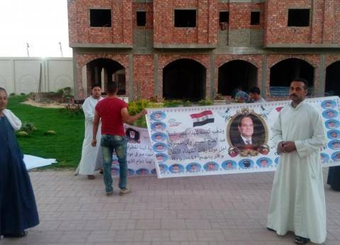إجراءات أمنية مشددة بمحيط كنيسة العور بالمنيا مسقط رأس شهداء ليبيا