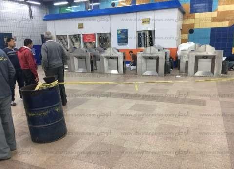"""""""المترو"""": رفع سعر التذكرة بعد تركيب البوابات الجديدة"""