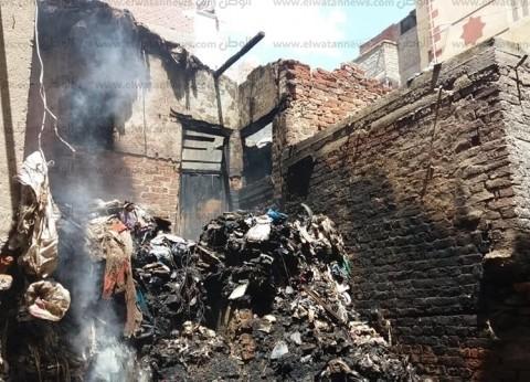 عاجل| مصرع ربة منزل وفتاةإثر اندلاع حريق هائل في منزلهما بقنا
