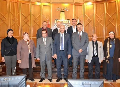 جامعة الإسكندرية تنظم أول مؤتمر دولي للأمن الغذائي ديسمبر المقبل