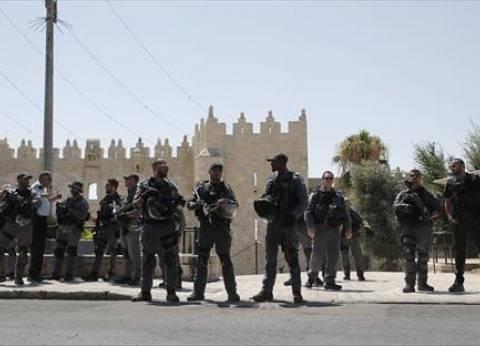 عاجل| شرطة الاحتلال الإسرائيلية تغلق جميع أبواب المسجد الأقصى
