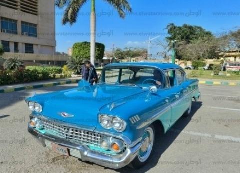 """رئيس """"السد العالي"""": سيارة عبدالناصر من أهم كنوز ومقتنيات وزارة الري"""