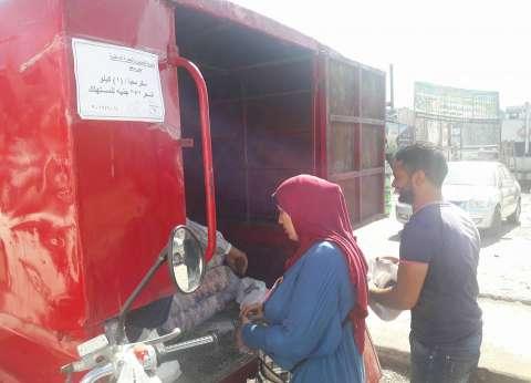محافظ بورسعيد يعلن توافر السكر بسعر 5 جنيهات للكيلوجرام بالمنافذ