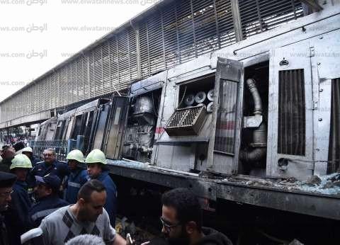 """""""القضاة"""" يخصص سيارة إسعاف أمام النادي للتبرع بالدم لمصابي محطة مصر"""