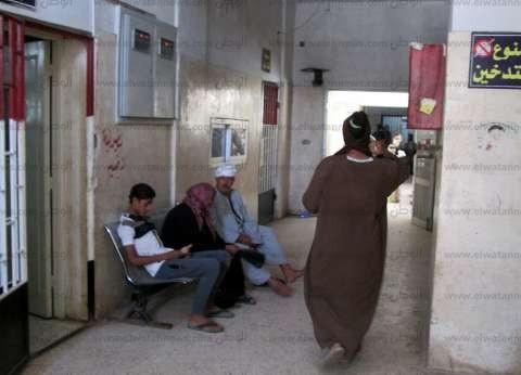 «أولاد صقر».. 3 مستشفيات بلا خدمات.. و«المركز» ليس به صرف صحى.. والمخلفات تذهب إلى الترعة