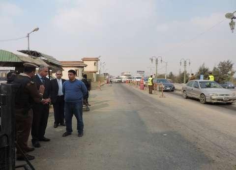 """أمن الجيزة: أكمنة ثابتة ومتحركة لضبط """"ضابط"""" متهم بالاختلاس في أوسيم"""