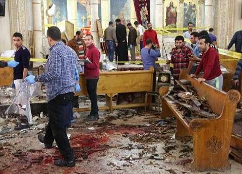 حزب مستقبل وطن بدمياط يدين تفجيرات طنطا والإسكندرية