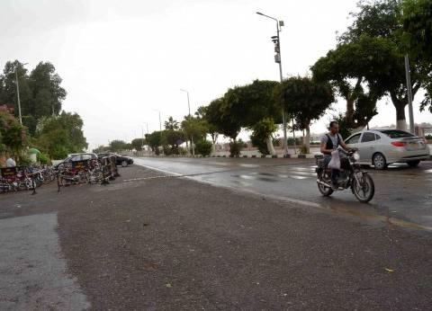 رفع درجة الاستعداد القصوى بالأقصر بسبب سوء الأحوال الجوية