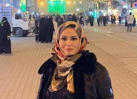"""بعد سيرها في مسيرة للشيعة.. بسمة وهبة لـ""""إلهام شاهين"""": أنتي ملتك إيه؟"""