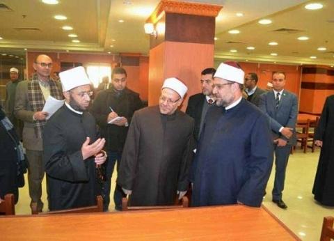 أسامة الأزهري: جمع شمل المؤسسات الدينية خطوة نحو التجديد